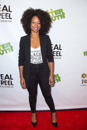 3rd Annual Real To Reel Global Youth Film Festival - Arrivals
